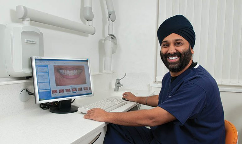 Dental Implant Surgeon in Birmingham – Dr Boota Singh Ubhi